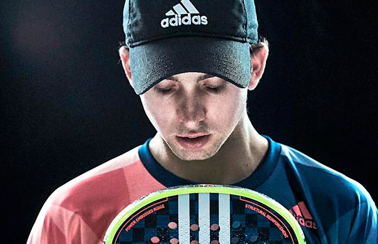 acheter populaire 22618 c0f54 Fermín Ferreyra joins the Adidas Team | Padel World Press