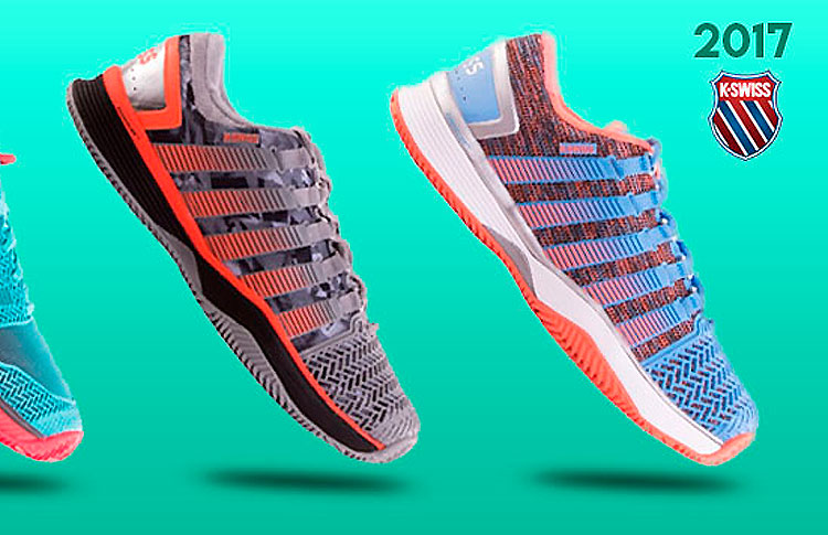 K-Swiss paddle tennis shoes