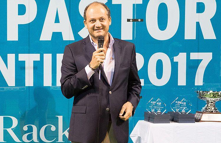 """Esto es Pádel – Fabrice Pastor: """"El pádel está preparado para dar el salto"""""""