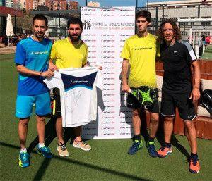 Carles Puyol y Arda Turan, grandes 'fichajes' para un hermoso proyecto de la Fundación Cesara Scariolo y StarVie