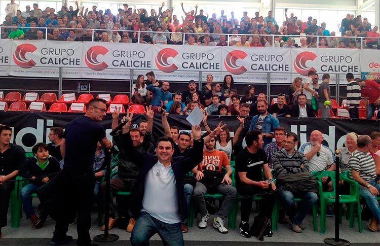 El Memorial José Martínez, un 'clásico' que se gana su lugar en World Pádel Tour