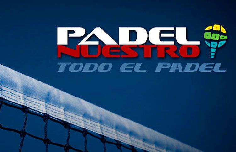 El equipo de Pádel Nuestro, protagonista del próximo programa de 'Esto es Pádel'