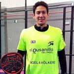 Uri Botello volverá a jugar en Santander 'como en casa'