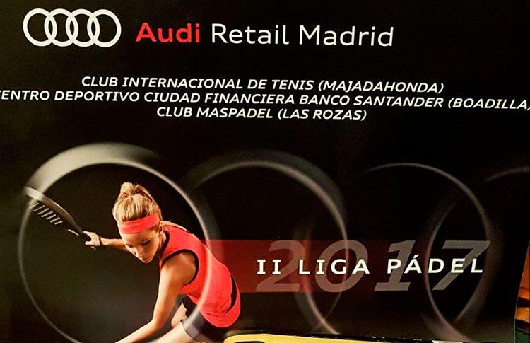 II Liga Audi Retail Madrid: Aún estás a tiempo de participar