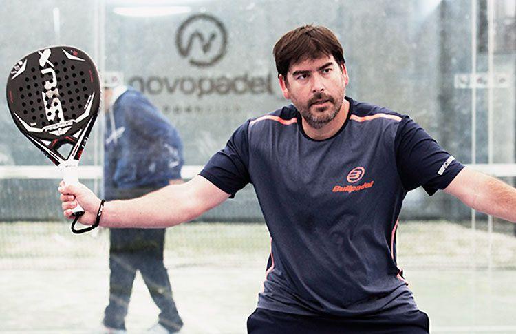 Cristian Gutiérrez, avec son nouveau Sioux Pegasus