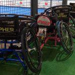 El Pàdel en Cadira de Rodes tindrà el seu espai en Padel World Press