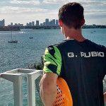 Gonzalo Rubio nos cuenta su paso por el Miami Padel Master 2017