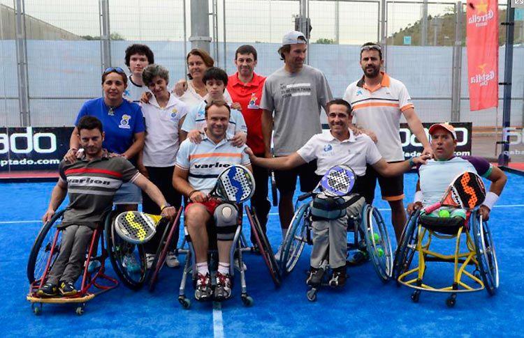 ASPADO volverá a mostrar su trabajo en el Mutua Madrid Open