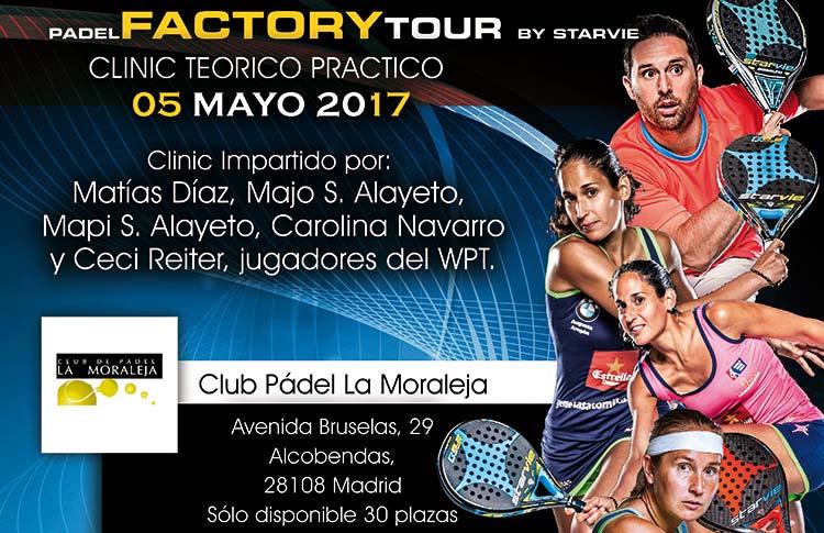 Madrid, punto di partenza dello StarVie 2017 Factory Tour