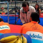 Horacio Álvarez Clementi, nuevo entrenador de Fernando Belasteguín y Pablo Lima