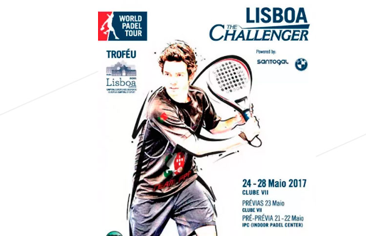 Lisboa Challenger: Todo listo para su inminente puesta en marcha