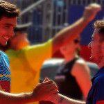 Ale Galán y Juan Cruz Belluati siguen sumando buenos resultados en este 2017