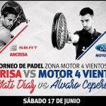 Original Desafío entre Matías Díaz y Chiqui Cepero