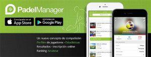 Padel Manager: Nuevo y revolucionario concepto de la competición amateur