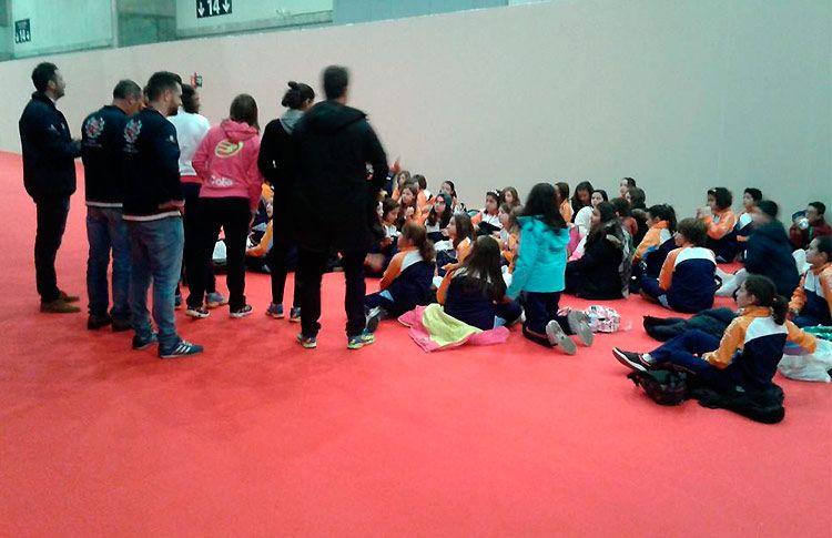 Los niños, grandes protagonistas del Murcia Challenger 2017