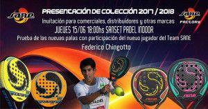 SANE: El Madrid Challenger, gran escaparate para presentar su nueva Colección