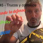 Nueva entrega de los 'Consejos-Trucos' de Miguel Sciorilli