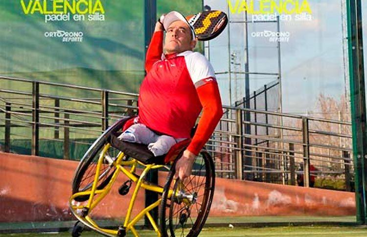 La IIIª Copa de España de Pádel en Silla de Ruedas contará con doce pruebas