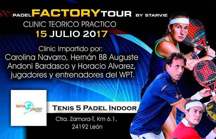 León, sede de la cuarta parada del Factory Tour 2017 de StarVie
