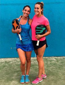 Victoria Iglesias, lista para empezar su nueva etapa junto a Teresa Navarro