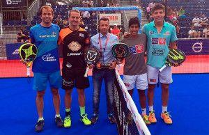 Marcello Jardim-Fede Quiles vencen a Juan Tello-Fede Chingotto en el Costa del Sol Open 2017