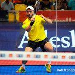 Jordi Muñoz, en acción en el Gran Canaria Open 2017
