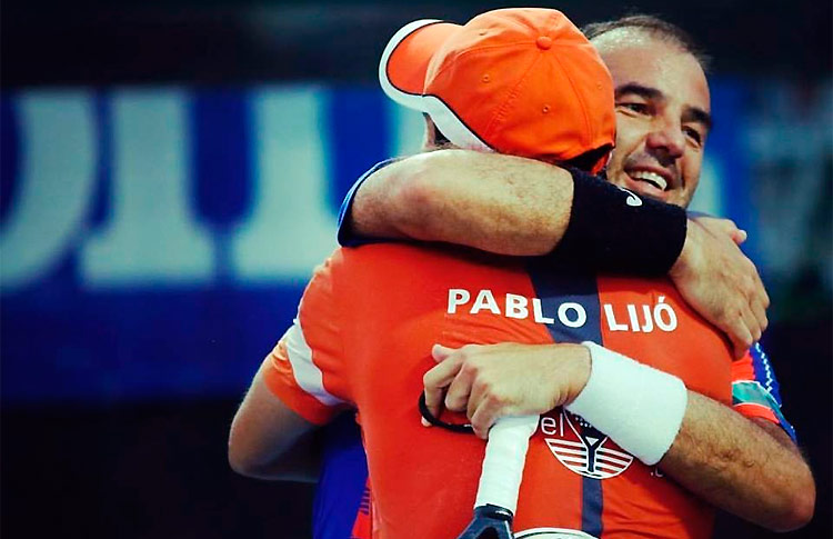 Pablo Lijó e un incredibile weekend