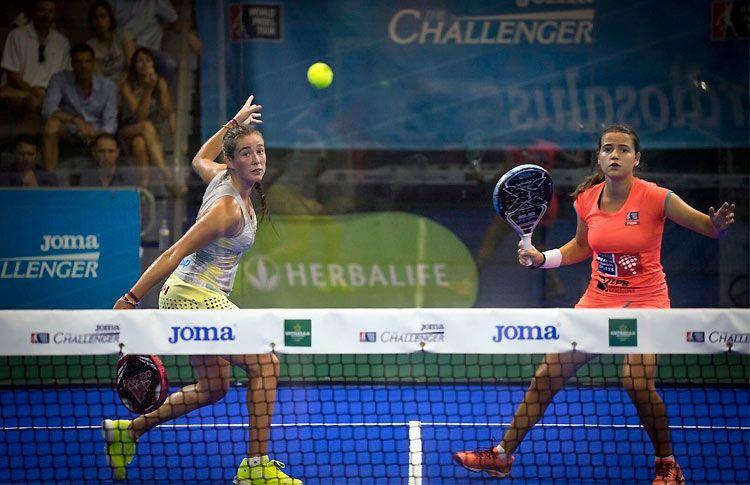 Murcia Challenger: Marta Ortega-Ari Sánchez 'golpean dos veces'