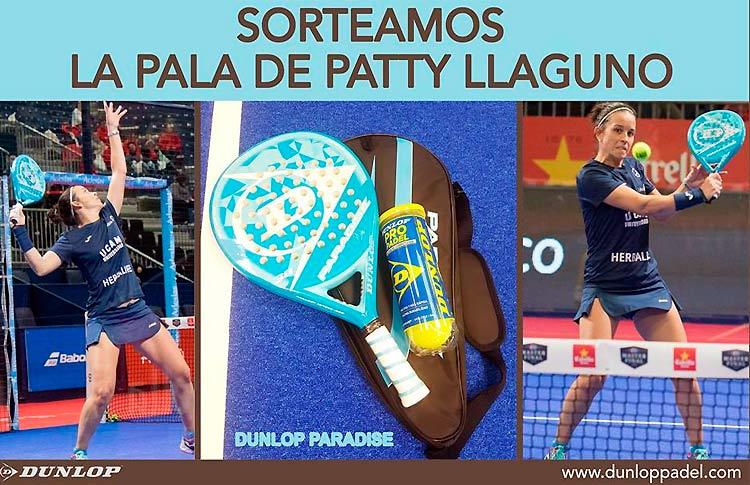 Dunlop sortea el arma de Patty Llaguno