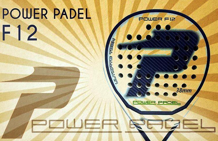 F12 Power Pad: resistenza, comfort e design