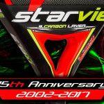 Descubra o aniversário de Natal 8.3 de carbono StarVie R 15-2002