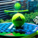 A equipe Adidas Pádel apresenta suas novas bolas