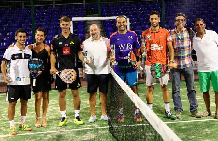 Chiqui Cepero y Ramiro Moyano logran la victoria en el I Torneo Internacional Pádel & Go! de Almería