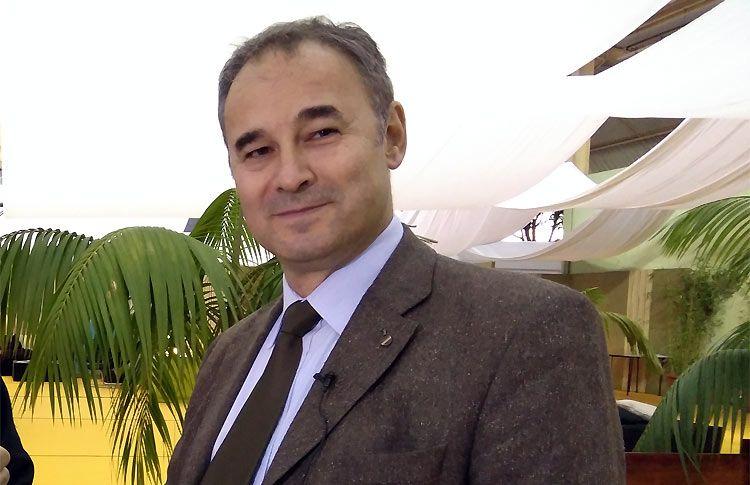 """Daniel Patti: """"La Federación Internacional ha asumido el compromiso de promover y hacer crecer nuestro deporte"""""""