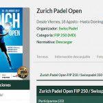 Zurich vibró con un gran torneo que tuvo acento español