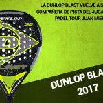 Dunlop Blast 2017: Pura potencia en manos de Juani Mieres