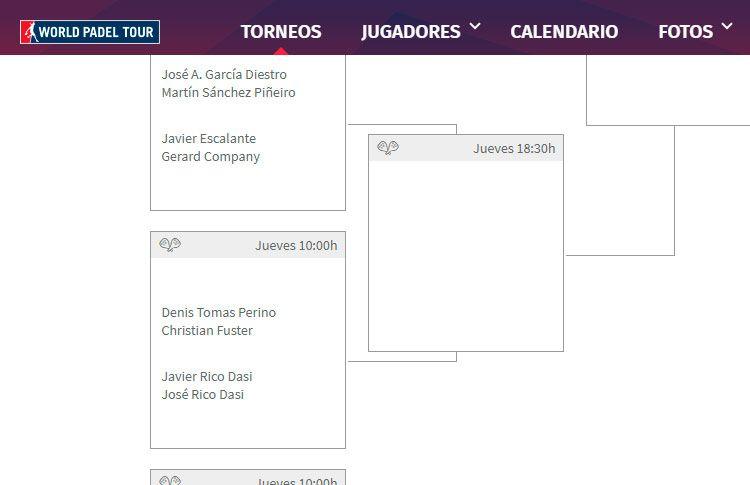 Marsella Open: Orden de Juego de la Previa y de Primera Ronda