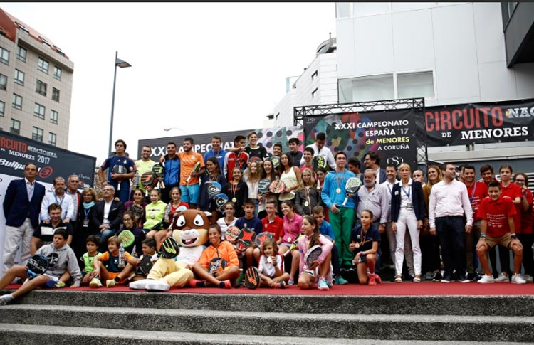 L'Espagne a déjà des représentants pour le XIème Championnat du Monde Junior