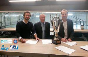 Kelme se une a la Copa de Europa de Clubes de la AECP