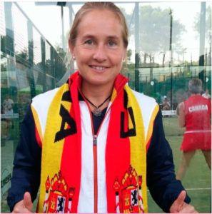 """Carolina Navarro: """"No podré disputar el Campeonato de España Absoluto"""""""