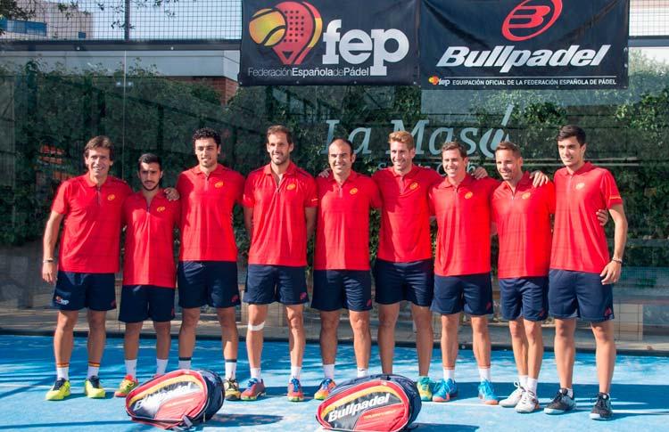 La Selección Española ya piensa en el Europeo
