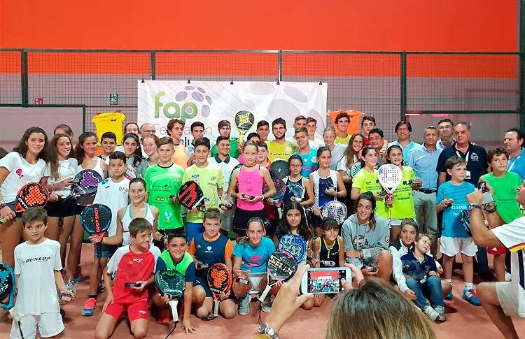 Andalucía vibró viendo en acción a sus jóvenes promesas
