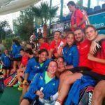 España clasificada como primera de grupo en el Mundial de Menores de Pádel