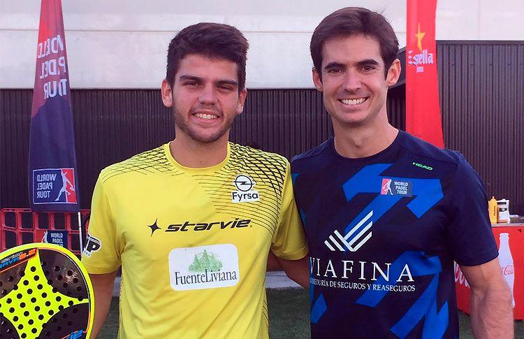 Javi Garrido y Gonzalo Rubio, a Octavos de Final del Zaragoza Open 2017