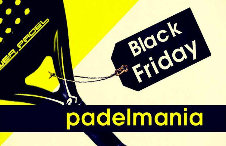 Padelmanía se viste de negro: Llega la Blackmanía