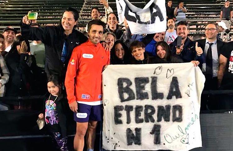 Les 'Trois Mousquetaires' de l'équipe MCI Sports, avec un pas ferme à Buenos Aires