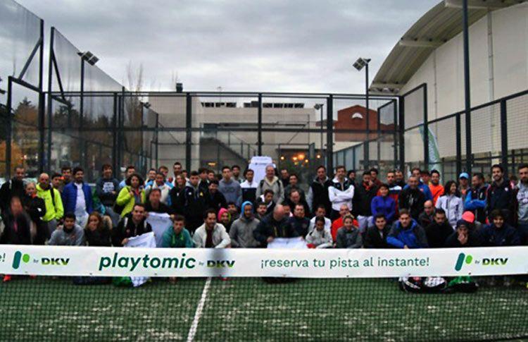 Prueba del Circuito Playtomic by DKV en La Masó