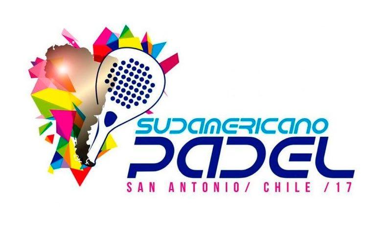 Chile, listo para vibrar con el Campeonato Sudamericano de Pádel