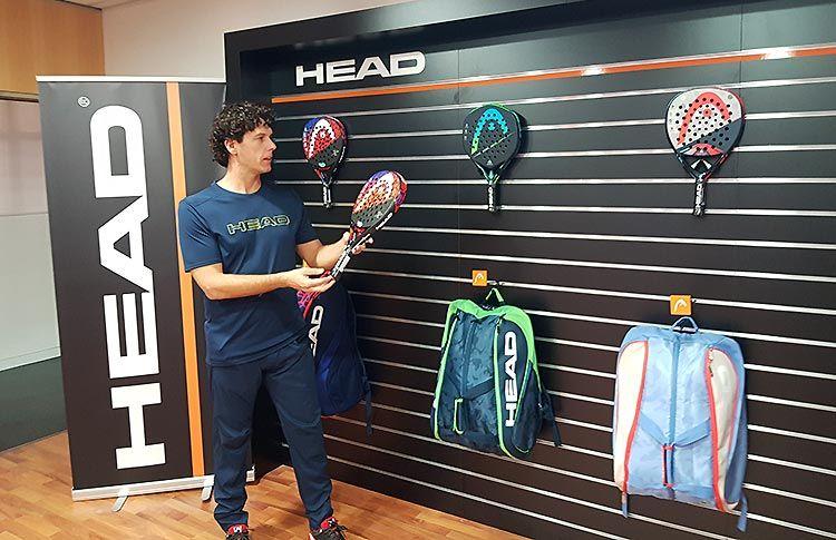 Hablamos con Ricky Fernández Brigolle, Category Manager de HEAD Padel