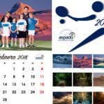 ASPADO presenta su calendario solidario apoyado en seis genios de la fotografía